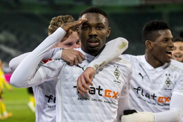 Borussia Monchengladbachhave to check of Thuram and Benzebini