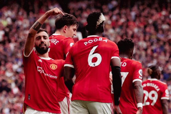 Fernandes no rush to say English Premier League title. Manchester United midfielder Bruno Fernandes is in no hurry to start with the 2021-22 English Premier League title despite starting