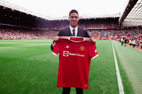 Terry is confident Varane will perform well at Manchester United. John Terry is confident Raphael Varane will come along and perform well at Manchester United.